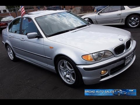 2002 BMW 3-Series 330i M Sport Sedan - YouTube