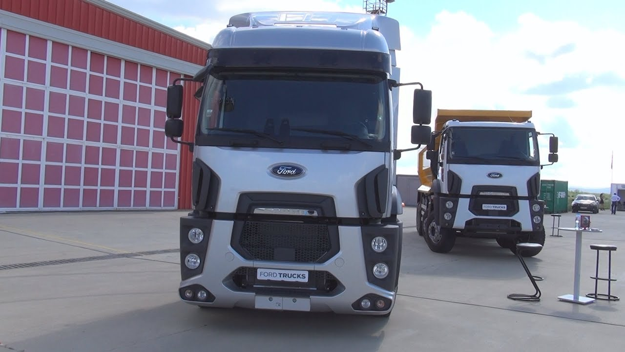 Ford Trucks 1848t Tractor Truck 2016 Exterior And Interior