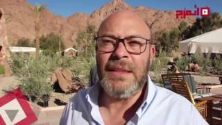 بالفيديو..عادل أديب: الدولة مهتمة بالمشاركة في إحتفالات سانت كاترين
