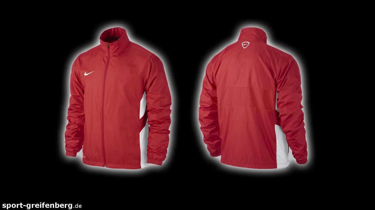 Nike jacket academy - Nike Academy 14 Sideline Woven Jacket Pr Sentationsjacke