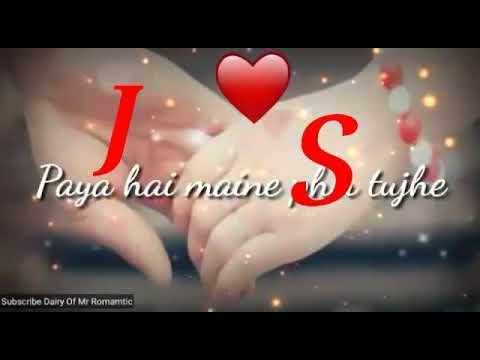 J. S love watsapp video