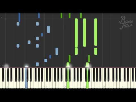 Orange OST - Mirai Piano Tutorial