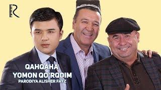 Скачать Qahqaha Yomon Qo Rqdim Parodiya Alisher Fayz 2017