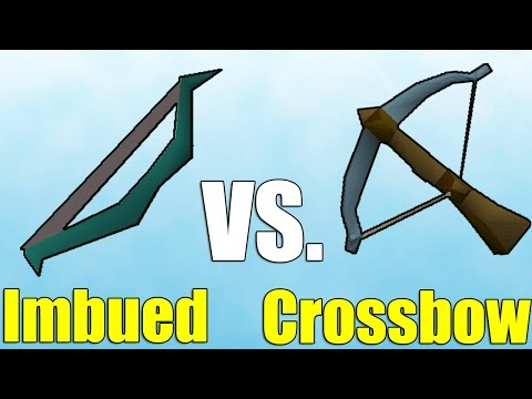 Magic Shortbow Imbued Is The NEW Rune Crossbow [Old School Runescape]