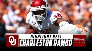 Oklahoma WR Charleston Rambo Highlight Reel - 2019 Season | Stadium