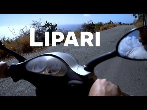 Lipari Island. Sicily. Italy.