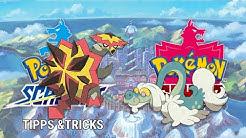 Pokemon Schwert und Schild - TORTUNATOR UND SEN-LONG FANGEN