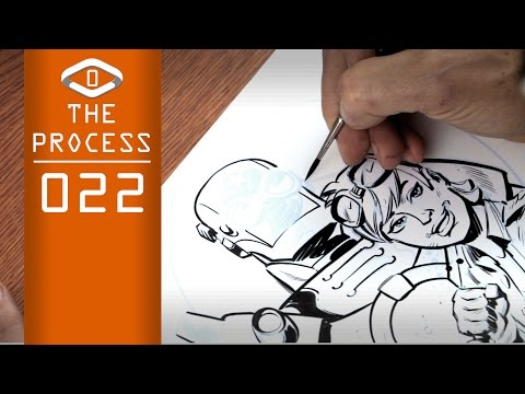 THE PROCESS: Ink Style #03 Organic Supreme (narrated)