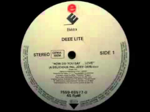Deee-Lite - Build The Bridge (Jungle Groove Mix)