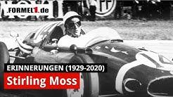 Erinnerungen an Formel-1-Legende Stirling Moss (1929-2020)