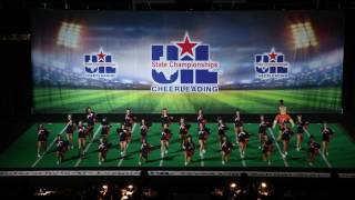 2017 UIL State Prelims - SLHS - Band Dance