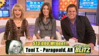 Bingo Blitz $13,000 winner on GSN Live