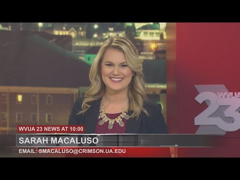 Sarah Macaluso Reporter/Anchor Demo Reel