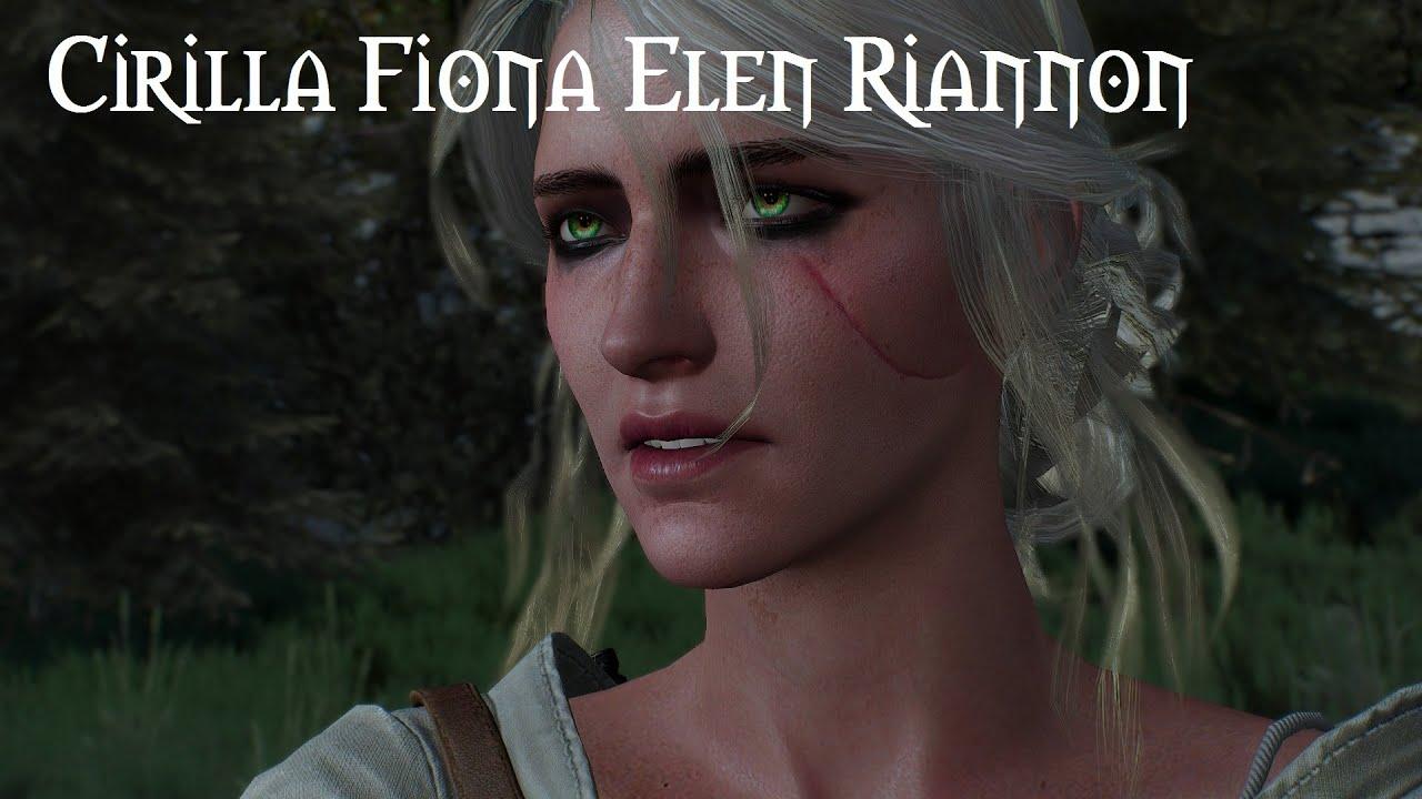 Cirilla Fiona Elen Riannon