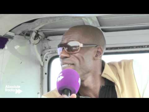 Roachford interview at Isle of Wight Festival 2012