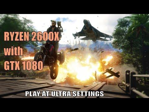 Ryzen 2600X GTX 1080 In 2019 | Tested In 29 Games