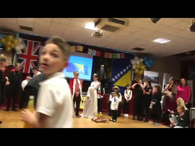 "Predstava ""Bosna kroz Historiju"" Coventry Dan državnosti BiH u Birminghamu"