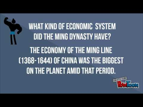 The Ming Dynasty | World History