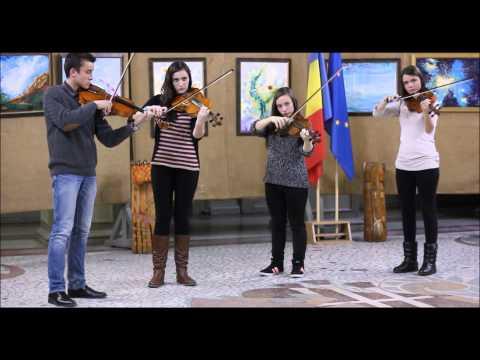Looney Tunes - Viola Quartet