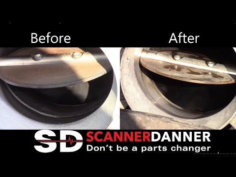 Dirty Throttle Body-Identification and Cleaning