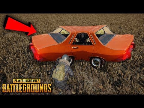 A New Type of Car.. | Best PUBG Moments and Funny Highlights - Ep.54