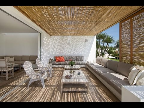 curtain ideas for living room rustic best outdoor bamboo shades — perfect decorating ...