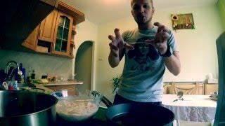 Готовим курицу в кляре и кисло-сладком соусе с ананасами по-Китайски! Настоящий рецепт пошаговый!