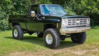 1979 Chevrolet Silverado For Sale