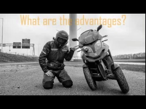 SLUK | Quadro 4 350 vs Piaggio MP3 500 test review teaser
