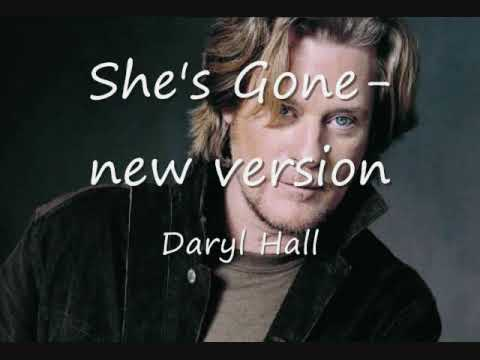 shes gone-daryl hall