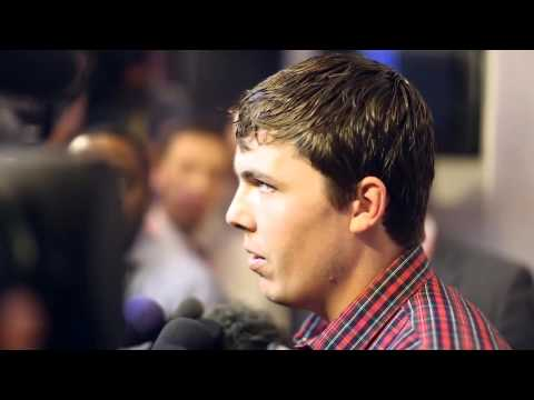 Cowboys QB Kellen Moore Talks About Finally Getting A Shot On The Big Stage