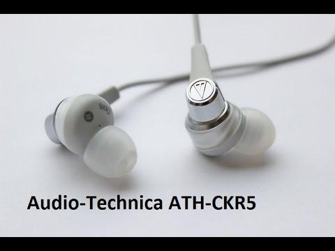 MCMC 購物台- 鐵三角ATH-CKR50 - YouTube