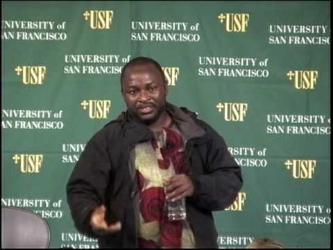 Uwem Akpan @ the University of San Francisco