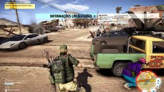 Tom Clancy's Ghost Recon Wildlands (Dublado em PT) Detonado #24
