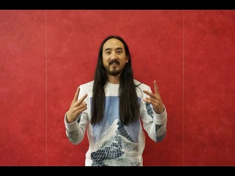 Steve Aoki『Neon Future Part.1』リリース!-激ロック 動画メッセージ