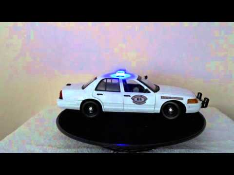 MISSOURI STATE POLICE / TROOPER FORC CROWN VICTORIA