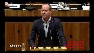 Matthias Strolz über Tote Pferde im Nationalrat