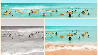 #lifeinkorea#путешествие #отдых #море #корея   Поездка на море-Кодже-до!!! / Видео