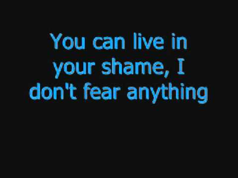 Don't Hate - The Red Jumpsuit Apparatus (lyrics)