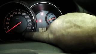Nissan Tiida 2008 год замена сепления