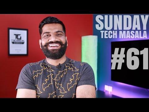 #61 Sunday Tech Masala - MWC, Priya Prakash, Bitcoin, Fanfest, Giveaway and more...