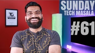 vuclip #61 Sunday Tech Masala - MWC, Priya Prakash, Bitcoin, Fanfest, Giveaway and more...