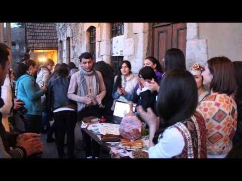 1st Pan Regional EYP Armenia Session: PRESS