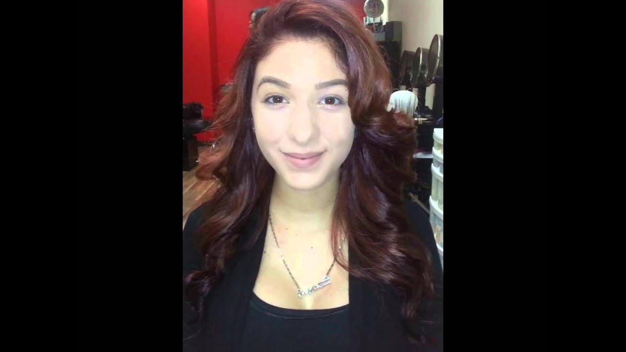 Stylist Falon Billups Dream Weave Hair Gallery Youtube