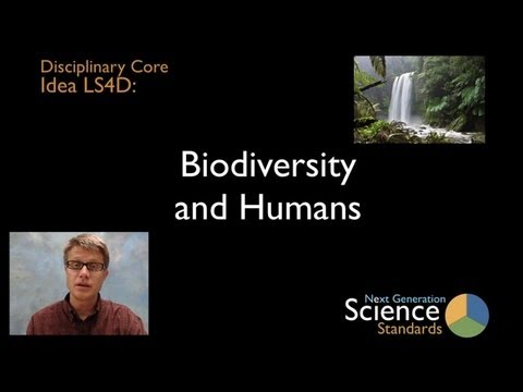 LS4D - Humans and Biodiversity
