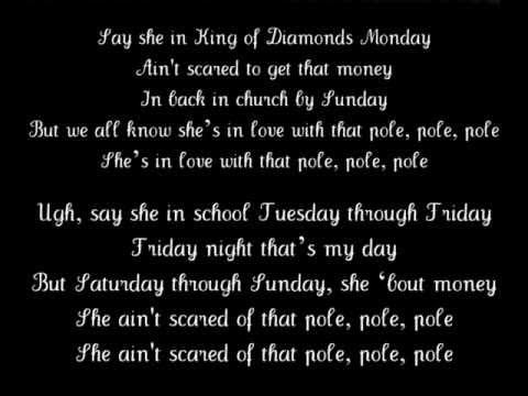 Kirko Bangz - That Pole (Lyrics)