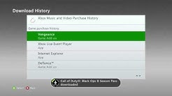 How to license transfer on the xbox 360