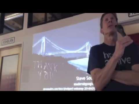 Steve Souders : High-Performance Web Components