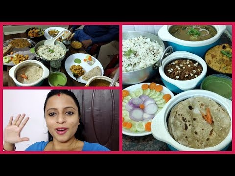 Special Indian Dinner Menu For Guest | Dal Makhani, Kashmiri Aloo Gobi and more | Glam With Me