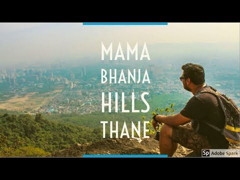 See whole Thane From The Top | Mama Bhanja Hills | Thane | Mumbai